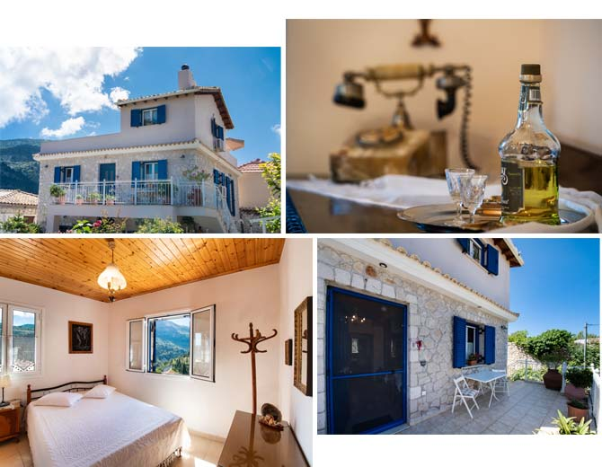 Accommodation in Lefkada