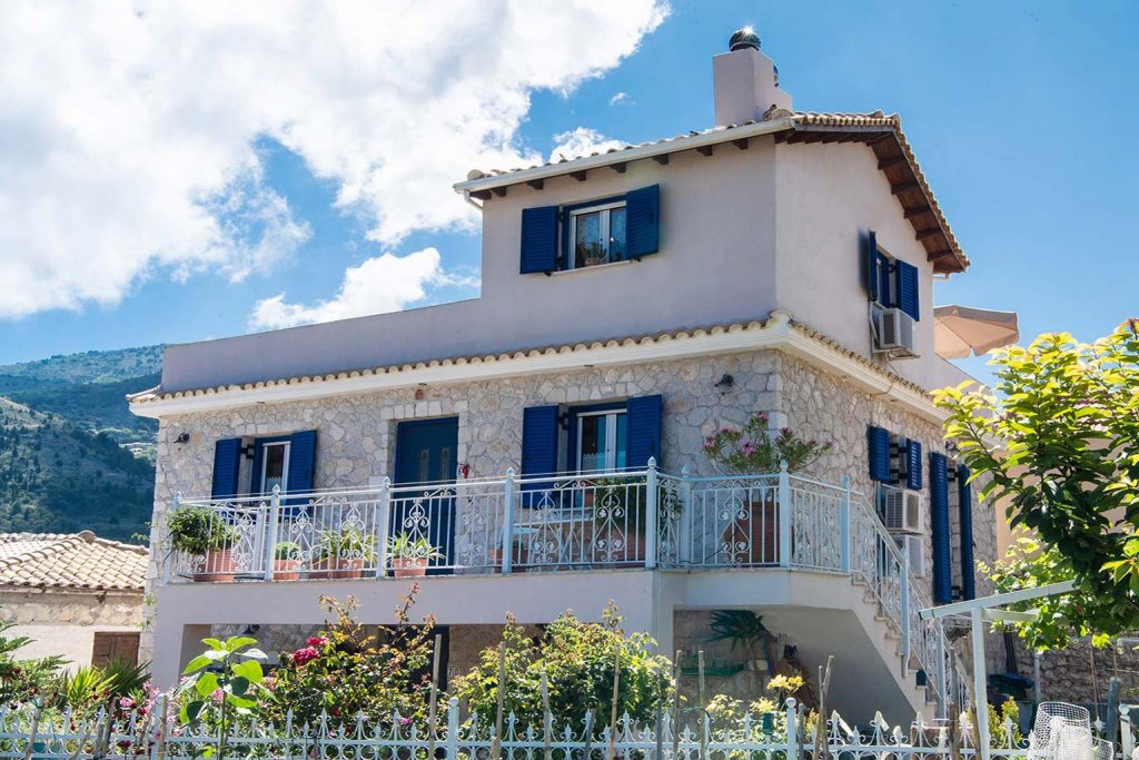 lefkada accommodation house rental 2 1