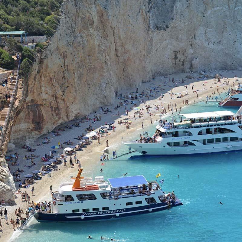 lefkada daily cruises