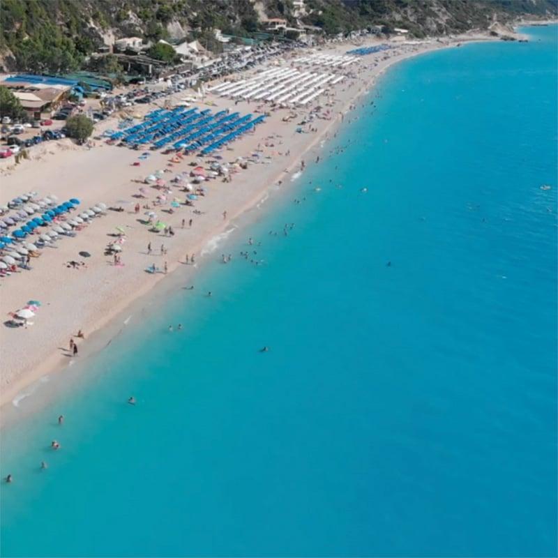 lefkada accommodation kathisma beach
